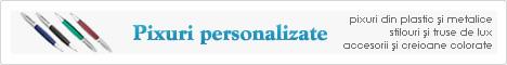Pixuri personalizate